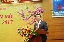 Tập đoàn Dầu khí Việt Nam gặp mặt báo chí nhân dịp Năm mới 2017
