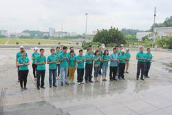 Hành trình về nguồn  thăm Khu di tích lịch sử cách mạng Cam Đường – Lào Cai  của Công đoàn Công ty Cổ phần Dịch vụ Kỹ thuật Điện lực Dầu khí Việt Nam