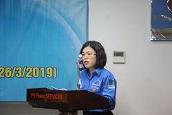 PV Power Services tổ chức Lễ kỷ niệm 88 năm ngày thành lập Đoàn TNCS Hồ Chí Minh