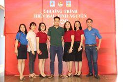Tuổi trẻ PV Power Services tham gia Ngày hội hiến máu tình nguyện Đoàn Khối Doanh nghiệp Trung ương năm 2020
