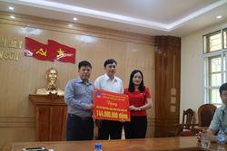 PV Power Services thực hiện công tác an sinh xã hội tại các huyện Quan Sơn và Quan Hóa, Tỉnh Thanh Hóa