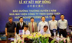 """PVPS và FHS ký hợp đồng """"Bảo dưỡng thường xuyên 3 năm Nhà máy điện Formosa Hà Tĩnh"""