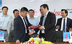 Tổng Công ty Điện lực Dầu khí Việt Nam(PVPower) và Công ty cổ phần Dịch vụ Kỹ thuật Điện lực Dầu khí Việt Nam(PVPS) ký kết Hợp đồng cung cấp dịch vụ bảo trì sửa chữa nhà máy điện Vũng Áng 1 năm 2015