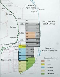 Tuyên bố của Hội Dầu khí Việt Nam về việc Trung Quốc mời thầu quốc tế 09 lô dầu khí trong vùng đặc quyền kinh tế và thềm lục địa Việt Nam