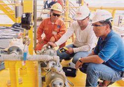 Dịch vụ cung ứng vật tư thiết bị dầu khí