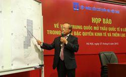PetroVietnam phản đối CNOOC của Trung Quốc gọi thầu phi pháp