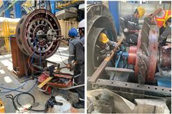 PV Power Services tăng cường nhân lực, máy móc, dụng cụ  đảm bảo khởi động lại tổ máy 2 NMNĐ Vũng Áng 1 đúng tiến độ sau sửa chữa bất thường năm 2019