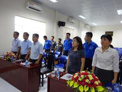 Đại hội Chi đoàn Chi nhánh Cà Mau nhiệm kỳ 2019-2022