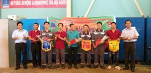 PVPS tưng bừng tổ chức Hội thao chào mừng kỷ niệm 11 năm ngày thành lập (27/11/2007 – 27/11/2018