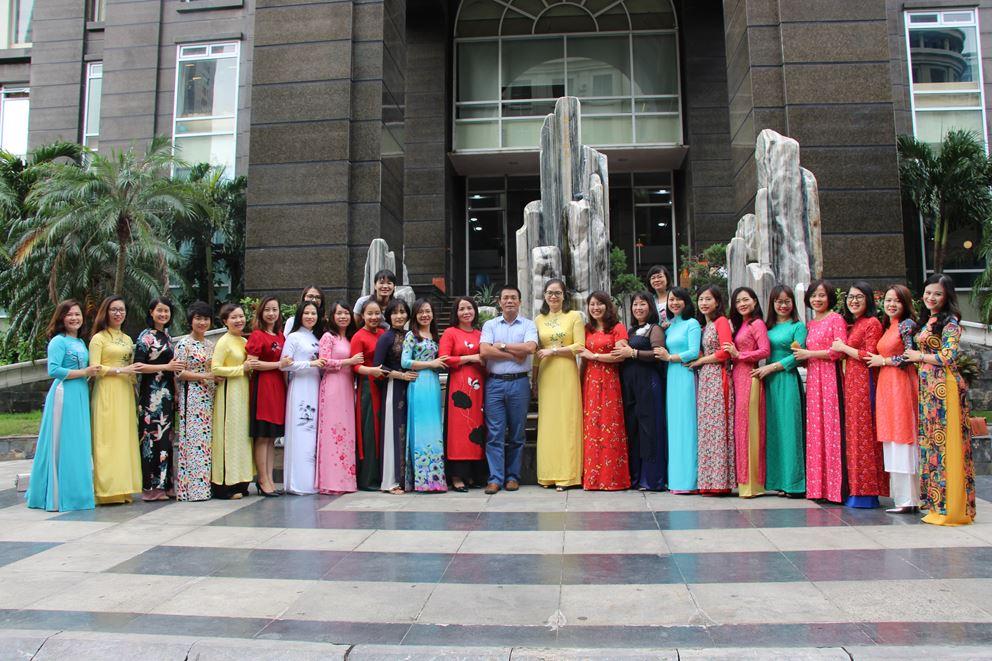 Các hoạt động của chị em PVPS nhân dịp kỷ niệm ngày Phụ nữ Việt Nam 20/10