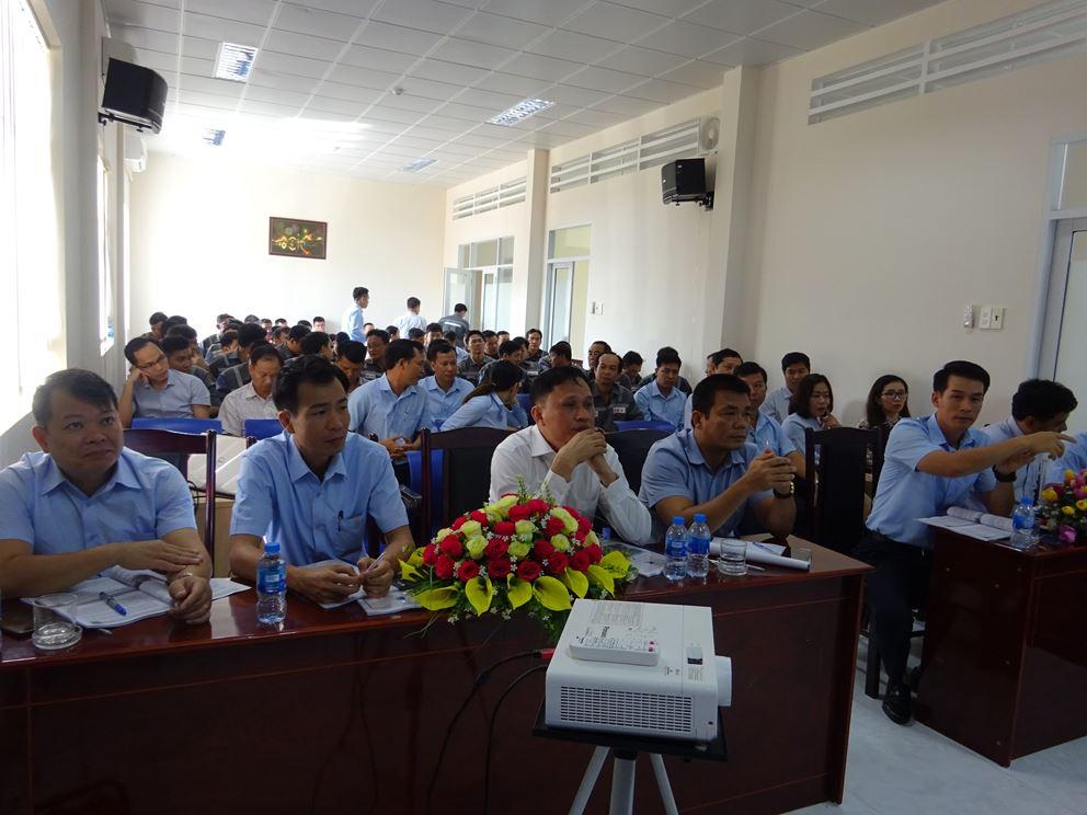 PV Power Services  tổ chức Hội thảo giao ban sản xuất kỹ thuật năm 2019